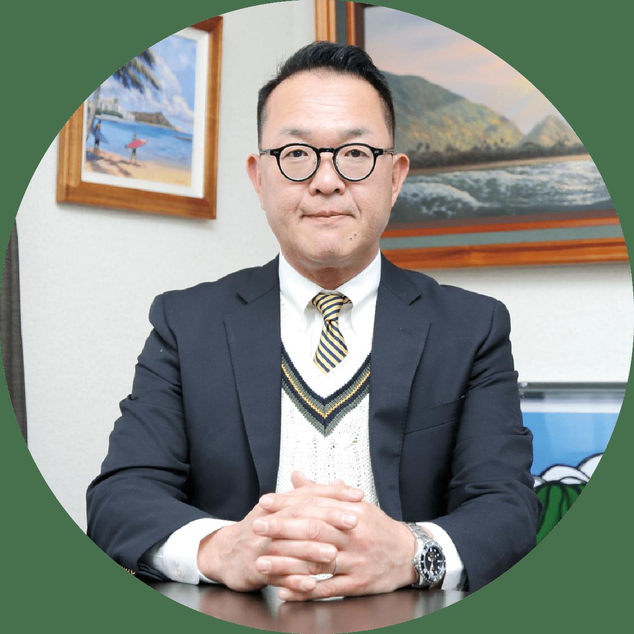 代表取締役/フィルムディレクター 原達朗